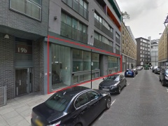 10,500 sq ft D1 Suite, For Sale/To Let – E1, City Borders