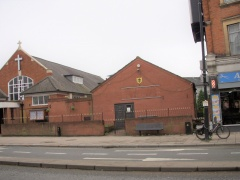 D1 Former Church Hall, Vacant Possession, To Be Let – West Hendon, NW9