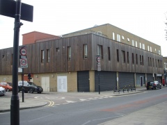 High visibility Former Gym, Approx 2,255 sq ft Ground Floor, Use Class E – Hackney, E9