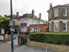 D1 (E) Former Day Nursery, Large Rear Garden, For Sale/To Let – Bromley Road, SE6