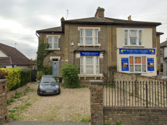 Use Class F1 (D1), Parking and Large Rear Garden, To Be Let – Enfield, EN1