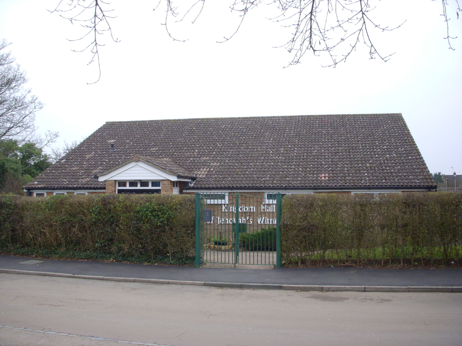 Detached D1 Meeting Hall With Parking Freehold For Sale